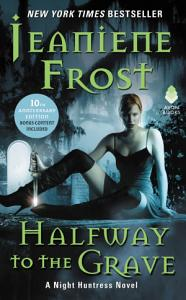Halfway to the Grave Book
