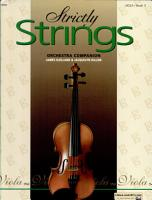 Strictly Strings  Book 3 PDF