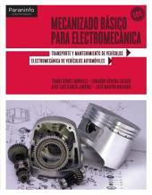 Mecanizado Básico para electromecanica
