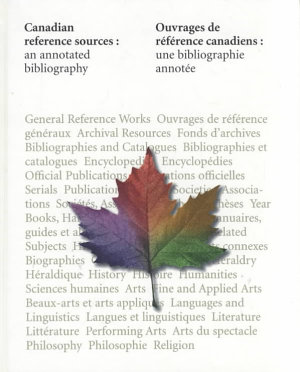 Canadian Reference Sources PDF