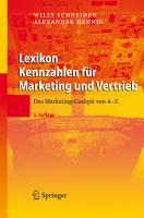 Lexikon Kennzahlen f  r Marketing und Vertrieb PDF