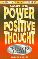 Gain the Power of Positive Thought PDF