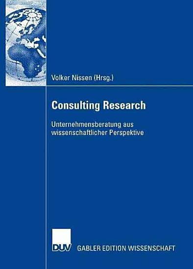 Consulting Research PDF