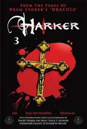 From the Pages of Bram Stoker's Dracula Harker #3