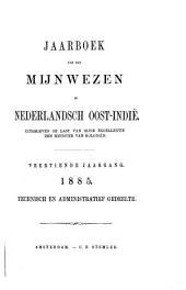 Jaarboek van het mijnwezen in Nederlandsch Oost-Indië: Volume 14