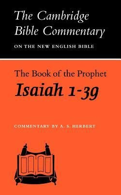 The Book of the Prophet Isaiah  1 39 PDF