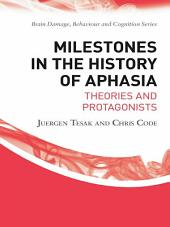 Milestones in the History of Aphasia: Theories and Protagonists