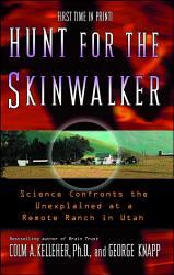 Hunt For The Skinwalker Book PDF