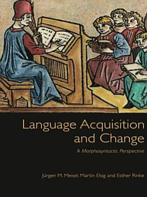 Language Acquisition and Change PDF