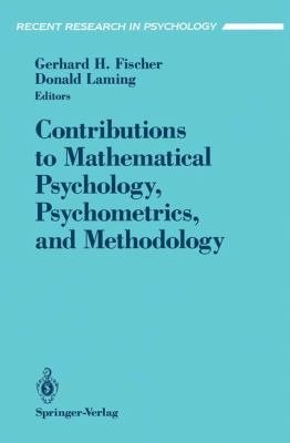 Contributions to Mathematical Psychology, Psychometrics, and Methodology