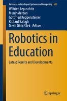 Robotics in Education PDF