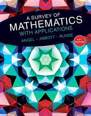 A Survey of Mathematics with Applications Plus Mymathlab Student Access Card    Access Code Card Package PDF