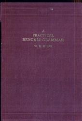 A Practical Bengali Grammar PDF