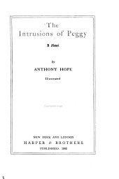 The intrusions of Peggy: a novel