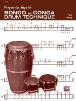 Progressive Steps to Bongo and Conga Drum Technique PDF