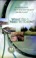 An Interstate Natural Gas Facility on My Land  What Do I Need To Know  PDF