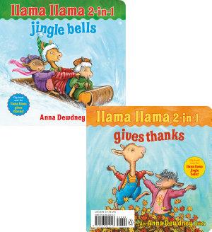 Llama Llama 2 In 1  Gives Thanks Jingle Bells