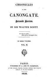 Chronicles of the Canongate: Second series, Volume 2