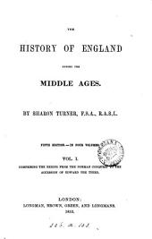 The history of England (during the middle ages).
