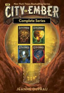 The City of Ember Complete Series Book