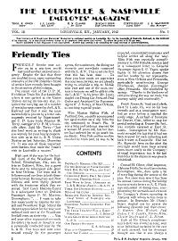 The Louisville   Nashville Employes  Magazine PDF