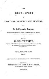 Retrospect of Practical Medicine and Surgery: Volumes 5-8