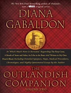 The Outlandish Companion Volume Two Book
