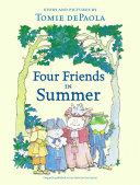 Four Friends in Summer