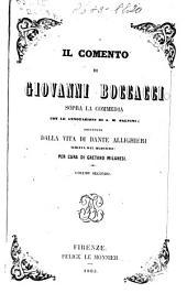 Il comento di Giovanni Boccacci sopra La Commedia: Volume 2