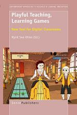 Playful Teaching, Learning Games:New Tool for Digital Classrooms