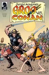 Groo vs. Conan #1
