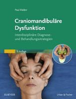Craniomandibul  re Dysfunktion PDF