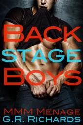 Backstage Boys: MMM Menage