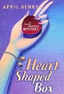 Heart shaped Box Book