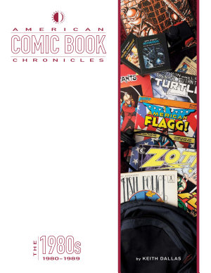 American Comic Book Chronicles  The 1980s PDF