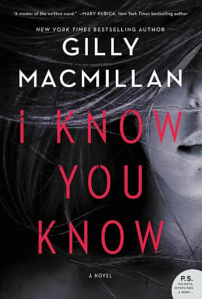 Download I Know You Know Book