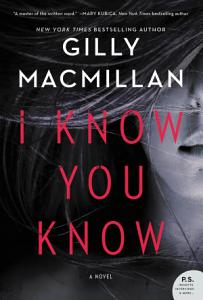 I Know You Know Book