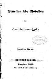 Venetianische Novellen: 2