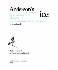 Anderson S Alice Book PDF