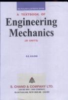 A Textbook of Engineering Mechanics  SI Units  PDF