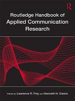 Routledge Handbook of Applied Communication Research PDF