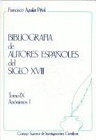 Bibliograf  a de autores espa  oles del siglo XVIII PDF