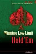 Winning low limit Hold Em PDF