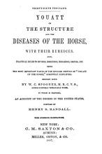 Youatt on the Structure and the Diseases of the Horse with Their Remedies PDF