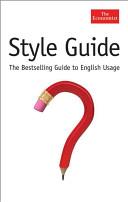 The Economist Style Guide PDF