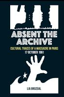 Absent the Archive PDF