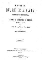 Revista del Rio de la Plata: periódico mensual de historia y literatura de América, Volumen 10
