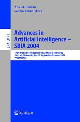 Advances in Artificial Intelligence   SBIA 2004 PDF