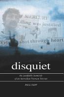 Disquiet   the Justifiable Homicide of an Australian Vietnam Veteran PDF