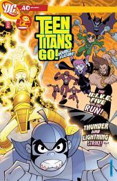 Teen Titans Go! (2003-) #40